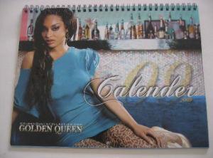 Paper Wall Calendar (standard)