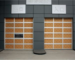 Aluminium Garage Door (RST-A01) pictures & photos