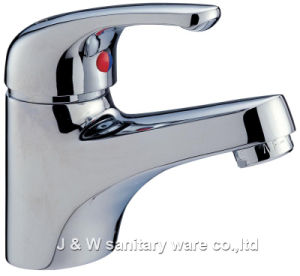 High Quality 35mm Cartridge Basin Faucet (C-05) pictures & photos