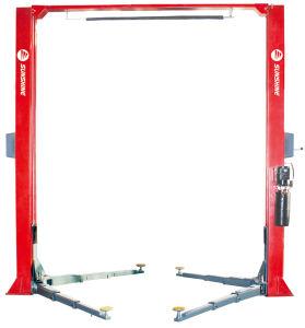 Qj-Y-2-40A Manual Release Car Hoist Lift/Automotive Lift/Lift Equipment