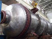 Titanium Pressure Vessel Equipment Heat Exchager of Gr2