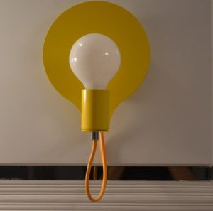 Ping-Pong Bat Modern Wall Lamp (GB-7056-1) pictures & photos