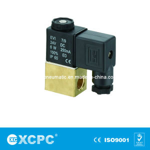 Brass 2/2 Way Water Valve (2V Series) pictures & photos