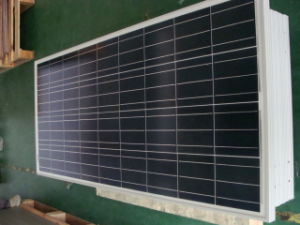 140W Poly Crystalline Solar Panel Modules Made in Nanjing, Jiangsu, China pictures & photos