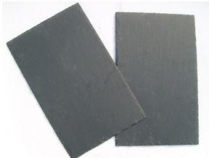 Villa Roof Tile, Roofing Tile, Slate Roofing Tile, Black Slate