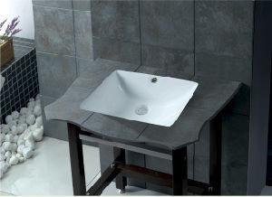 Ceramic Wash Basin, Bathroom Sinks, Sanitary Wash Basin (N6819)