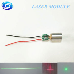 Mini 650nm 5MW DOT Line Cross Laser Module for Positioning pictures & photos