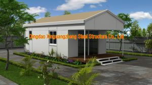 Affordable Living Home / Prefabricated House (PH-16) pictures & photos