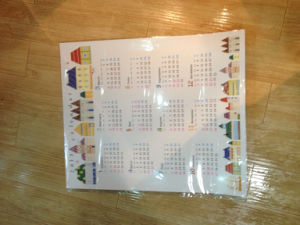 Wall Calendar (GL018)