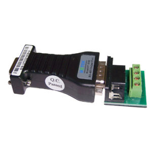 RS-232 to RS-485 With 600W Surge Protection (UT-204E)