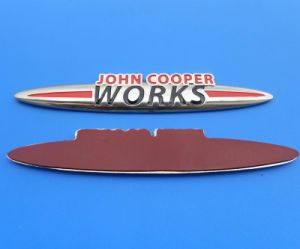 Car Badge Branded Car Logos and Names Auto Car Emblem with Customized Logo pictures & photos