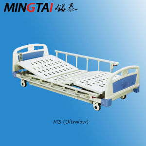 Tilting Bed, M3 ICU Electric Hospital Bed (ultra low) pictures & photos