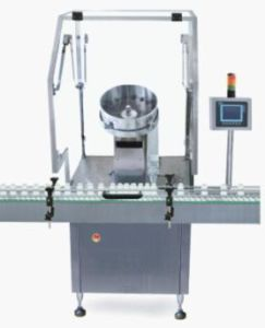 Silica Gel Canister Inserting Machine pictures & photos