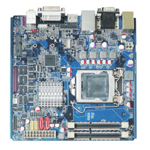 H61 Motherboard with 16GB DDR3, 10*COM Port pictures & photos