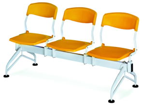 Plastic Shell Waiting Chair (WL70P-3)