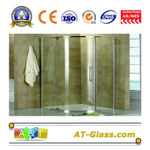 3-19mm Bathroom Glass Door Glass Windows Glass Furniture Glass Tempered Glass pictures & photos