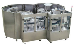 Carbonated Soft Drinks Bottling Line pictures & photos