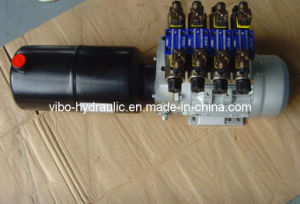 Power Unit with Multi Valves (VDPU-PUMV) pictures & photos