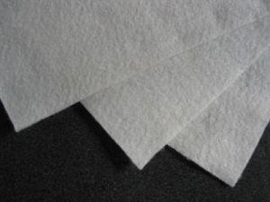 China Pp Staple Fiber Non Woven Geotextile Fabric China
