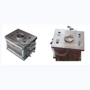 Plastic LSR Overmolding Injection Mold for Auto Parts pictures & photos