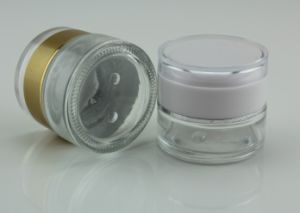 30g Glass Cream Jar /Bottle for Cosmetics Packaging Ufig-30-028 30ml