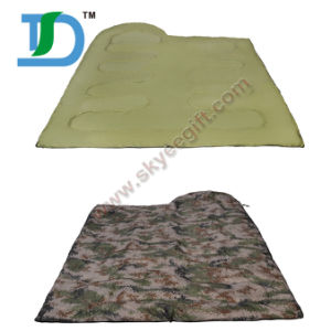 Camouflage Waterproof Sleeping Bag for Camping pictures & photos