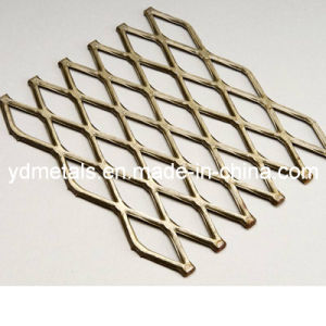 Expanded Metal Flattened pictures & photos