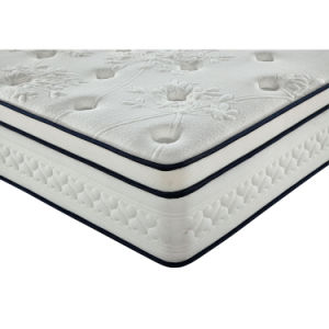 Queen or King Size Good Price Cheap Alibaba Hotel Bedroom Sleep Well Euro Pocket Box Bonnell Spring Fit Mattress pictures & photos