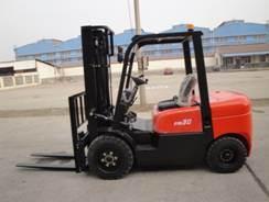 CPCD 30 Forklift Truck