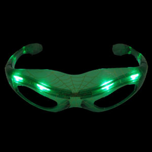 LED Flashing Fashion Sunglasses (QY-LS008B) pictures & photos