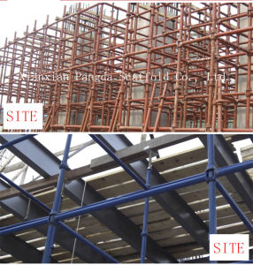 High Quality Construction Building Cuplock Scaffolding pictures & photos