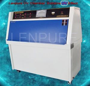 China Lenpure Uv Lamp Test Chamber China Lenpure Uv Lamp