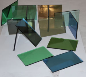 3mm-12mm Clear/Coated/Reflective Colored Float Building Glass pictures & photos