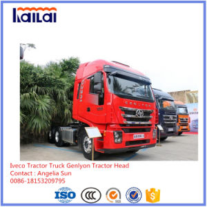 Prime Mover Tractor Truck for Genlyon Prime Mover pictures & photos