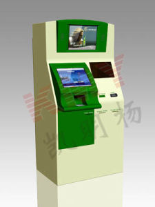 Self-Service Post Parcel Delivery Kiosk Machine pictures & photos