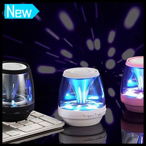 Music Portable Bluetooth Mini USB Bluetooth Speaker with LED Light pictures & photos