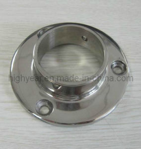 Round Flange Balustrade Accessories (AISI304, AISI316)