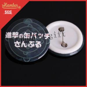 Cartoon Fashion Tin Button Badges