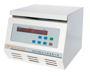 Table-Top High Speed Centrifuge (TG16-WS)