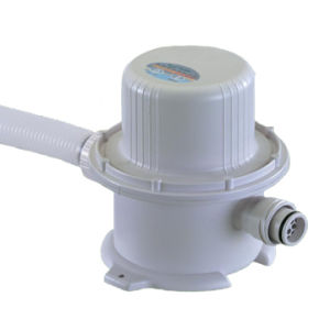 Pool Heater, Operated with Filter Pumps