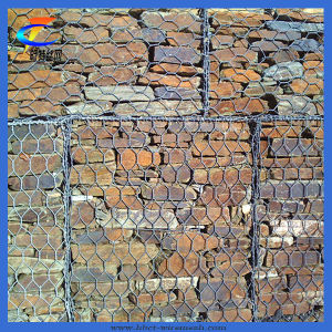 Hot Sale! High Quality Woven Gabion Mesh pictures & photos