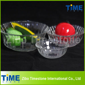 Hot Sale Glass Snack Bowl pictures & photos