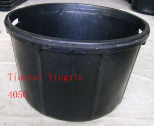 Rubber Container, Construction Buckets, Heavy Duty Rubber Buckets (05600)