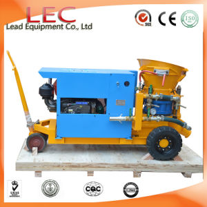 Lz-3D Diesel Engine Type Concrete Spray Gunite Shotcrete Equipment pictures & photos