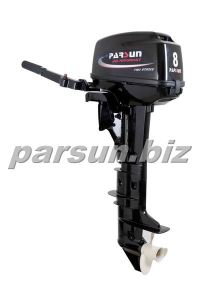 Two Stroke 8HP Outboard Motor pictures & photos