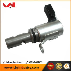 03c906455A Engine Variable Valve Timing Solenoid for Volkswagen Audi pictures & photos