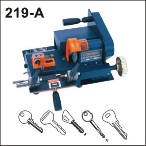 Key Cutting Machine (219-A) pictures & photos