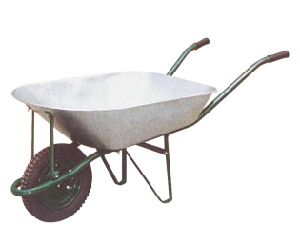 Industrial Galvanize Tray Wheelbarrow (Wb7201) pictures & photos
