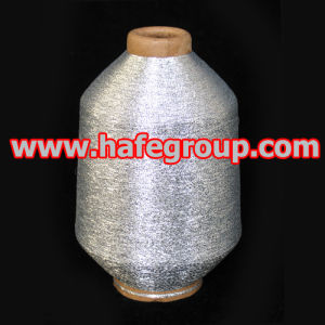 MX-Type Silver Metallic Yarn (MX-Type) pictures & photos