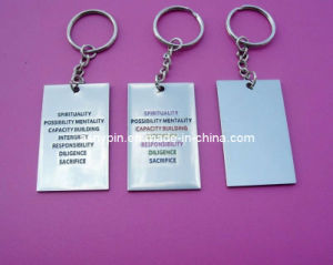 Metal Keyring (ASNY-LUKC903) with Custom Adversting Logo pictures & photos